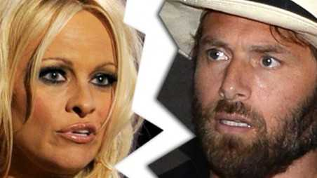 Pam Anderson Divorce Rick Salomon Restraining Order Serial Baby Killer