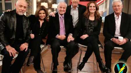Pretty Woman Cast Reunite 25 Year Anniversary