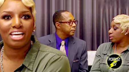 Real Housewives Atlanta NeNe Leakes Tantrum Therapy