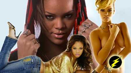 Rihanna Ten Year Career Start Breakthrough Grammys