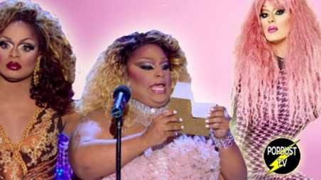 RuPauls Drag Race S7E5 Despy Awards Kathy Griffin Isaac Mizrahi