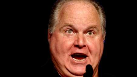 Rush Limbaugh Advises Kanye West To Release Racist Chant