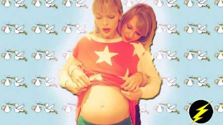 Taylor Swift Godmother Jaime King New Baby