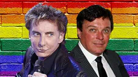 Barry Manilow Gay Married Manager Garry Kief