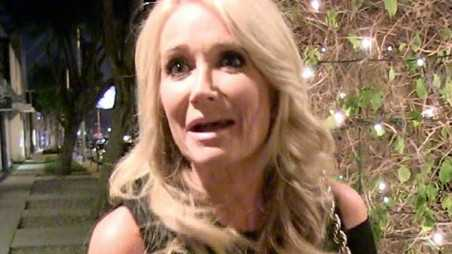 Kim Richards Arrested At Beverly Hills Hotel