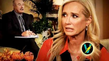 Kim Richards Train Wreck Dr Phil Interview