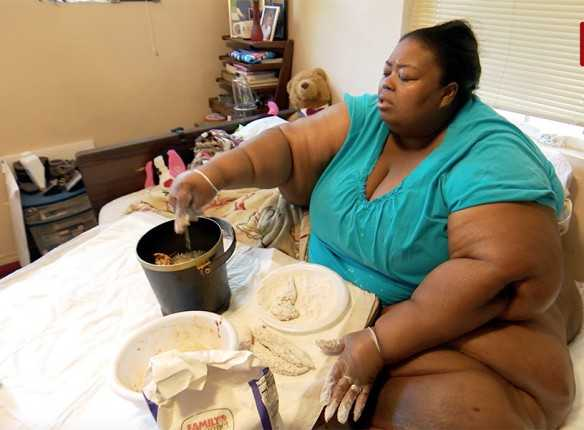 My 600-LB Life—Junk Food Junkie Marla Is Eating Herself To