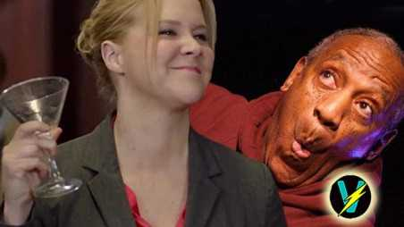 Amy Schumer Defends Bill Cosby Video
