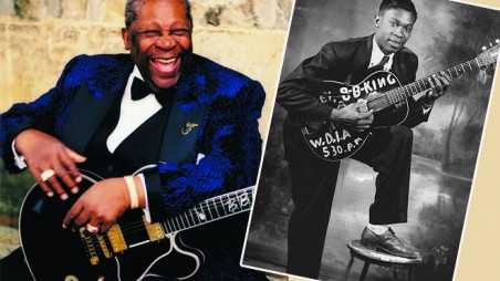 BB King Died Jazz