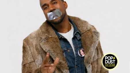 Kanye West Shut Up Stop Interviews