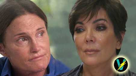 Kris Jenner Cries Bruce Transition