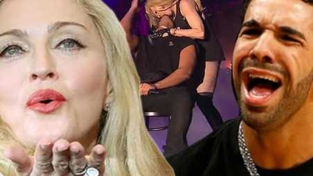 Madonna Disses Drake Kiss Begged Coachella