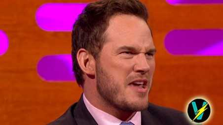 Chris Pratt British Accent