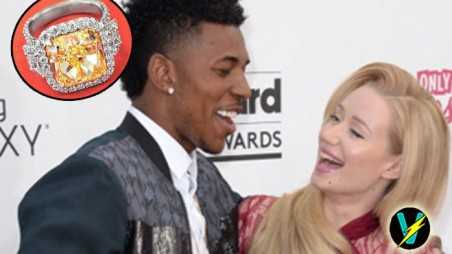 Iggy Azalea Engaged Nick Young