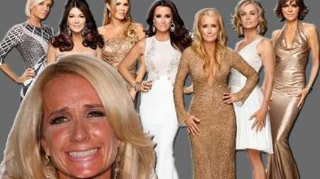 Kim Richards Fired From Real Housewives