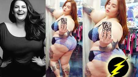 Tess Holliday – Body Positivity or Promoting Unhealthy Lifestyle?