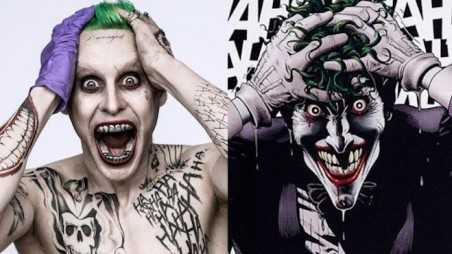 joker jared leto margot robbie rat