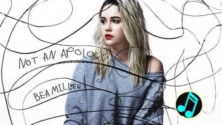 Bea-Miller,-Not-an-Apology-Album-Twitter-Chat-with-Fun-Facts-Header