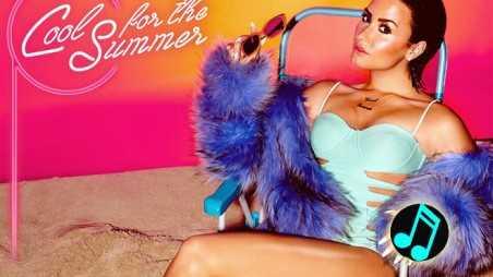 Demi-Lovato,-Cool-for-the-Summer-Single-Review-Header