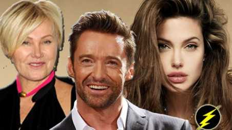 Hugh Jackman Banned Work Angelina Jolie