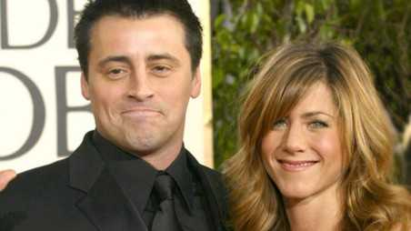 Jennifer Aniston Affair Matt LeBlanc