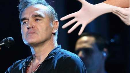 Morrissey Says He Was Groped