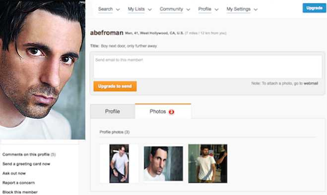 Manther dating site