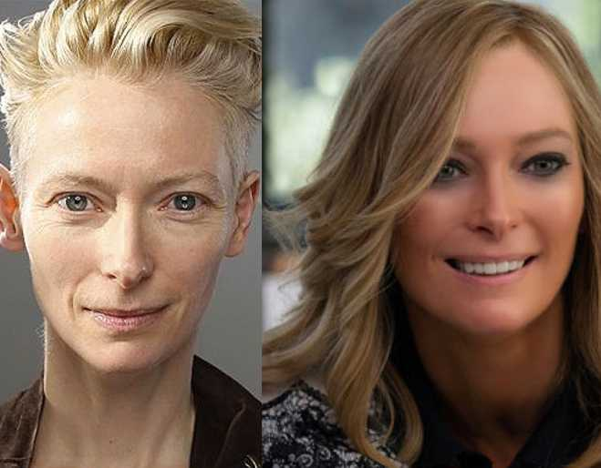 Tilda Swinton Is Totally, Utterly Unrecognizable In New Movie ...