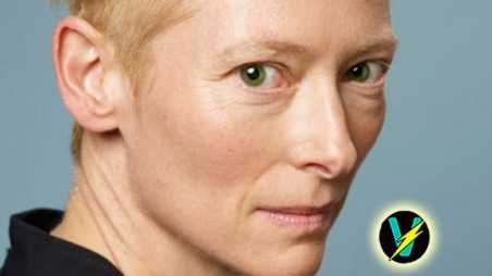 Tilda Swinton Unrecognizable Trainwreck Makeover