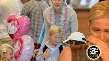 Why Kelly Rutherford Loses Custody Battle Kids