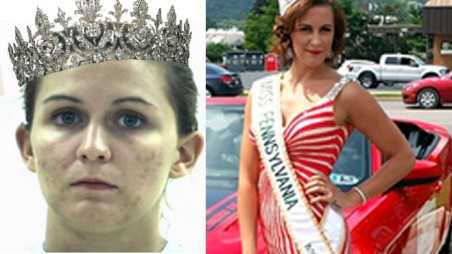 Beauty Queen Arrested And Stripped of Title After Faking Cancer