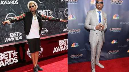 Chris-Brown-Nick-Cannon-Shoes