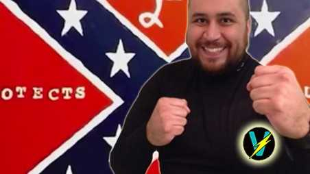 George Zimmerman Confederate Flag Paintings