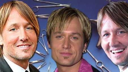 Keith Urban Plastic Surgery Face