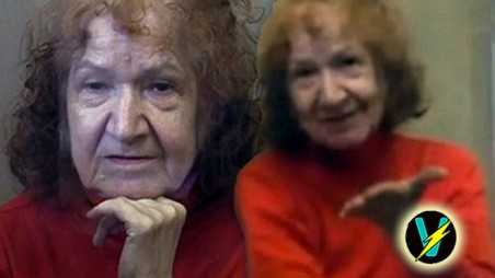 Russian Cannibal Granny Ripper