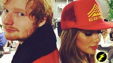 is nicole scherzinger dating ed sheeran?