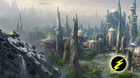 Star Wars Disney Parks