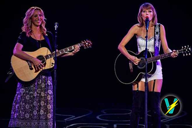 Watch! Taylor Swift's Killer Duet With Pheobe From Friends