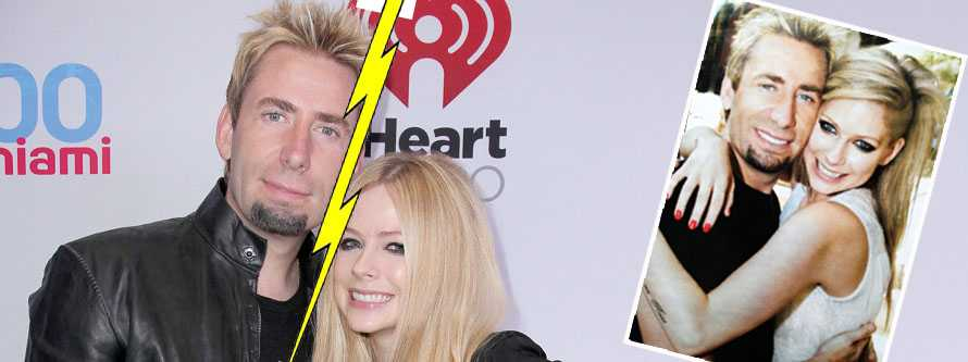 Avril Lavigne And Chad Kroeger Call It Quits F