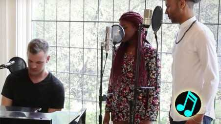 Clark-Beckham,-Rayvon-Owen-&-Tyanna-Jones,-Sia-Chandelier,-Cover-Video,-Header