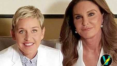 Ellen Confused By Caitlyn Jenner's Same Sex Marriage Judgement