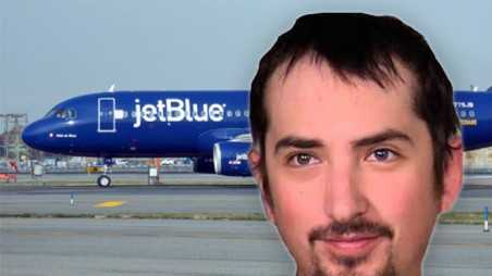 Jet Blue Passenger Pees Golden Shower