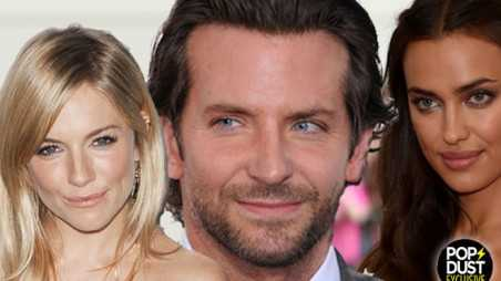 Sienna Miller Threatening Come Between Bradley Cooper And Irina Shayk