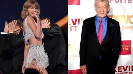 Sir-Ian-NcKellan-Taylor-Swift