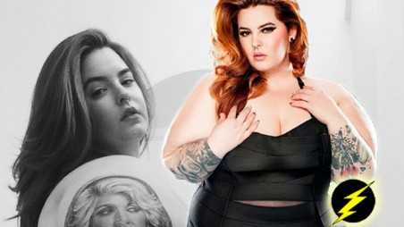 Tess Holliday Naked Photos Fat Shaming