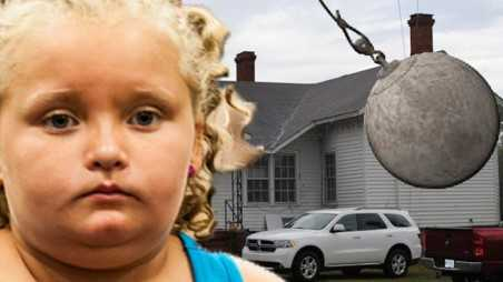 There Goes The House Of Honey Boo Boo - Copy