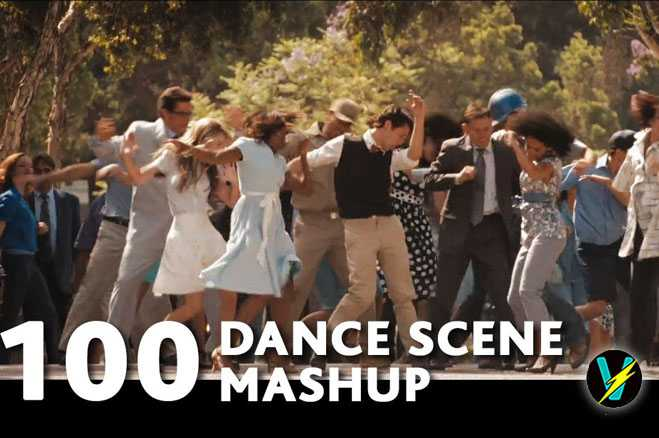 Watch This Uptown Funk Dance Mashup And Feel Truly Happy