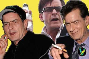Charlie Sheen Thrown Out Of Bar After Drunken Fight