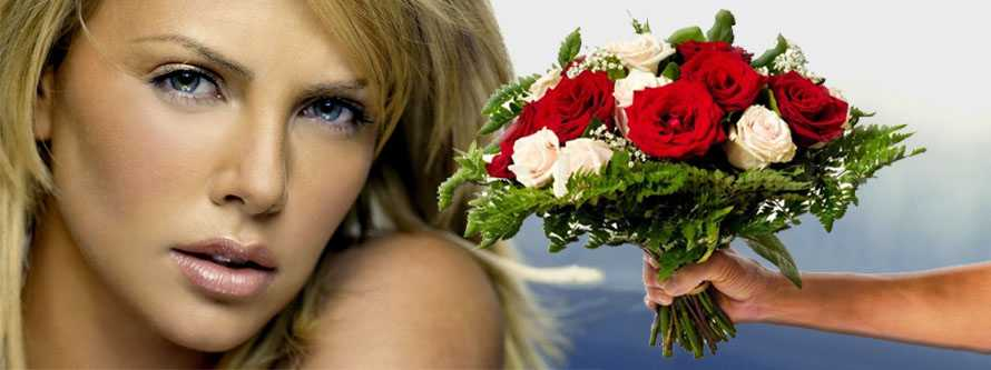 Charlize Theron Calls Cops After Alleged Stalker Delivers Flowers f