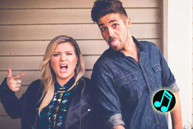 Kelly-Clarkson-&-Ben-Haenow,-Second-Hand-Heart-Single,-Snippets-Preview-Header